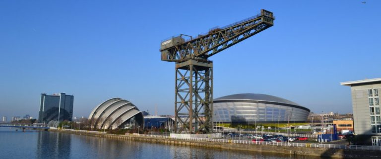 The Finnieston Crane, Glasgow