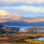 Ben Lomond and Loch Lomond
