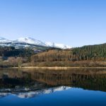 Loch Lubnaig reflections