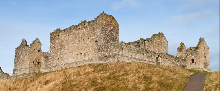 Ruthven Barracks, near Kingussie