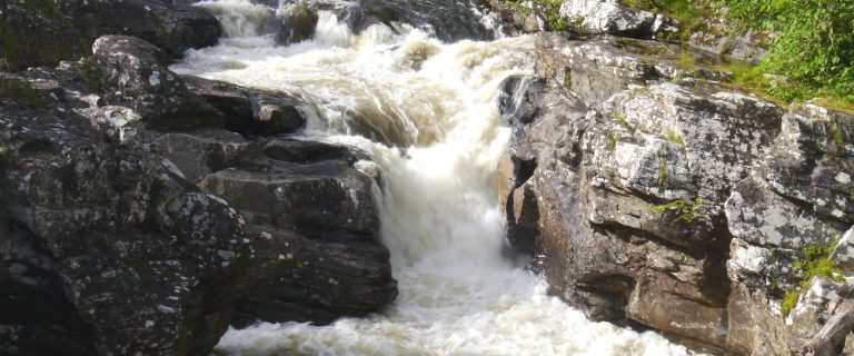 Falls of Moriston